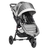 Baby Jogger City Mini GT Singel, Steel Grey