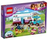 LEGO Friends Veterinärens Hästtransport