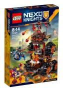 Lego General Magmars Undergångsbelägrare
