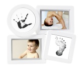 Babyprints Collage, Vit