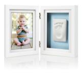 Babyprints Ram Dubbel Ledad, Vit