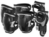 STIGA Protection Set Comfort JR, Svart