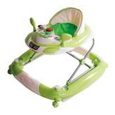 Basson Baby Gåstol med gungfunktion, Grön