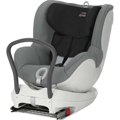 Britax Dualfix, Steel Grey