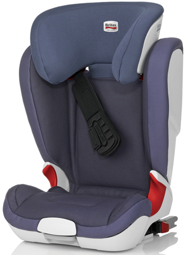 Britax Kidfix XP, Crown Blue