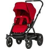 Britax Go Big, Flame Red