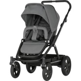 Britax Go Big, Steel Grey