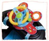Taf Toys Leksaksratt för barnvagn