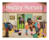 Create your Happy Horses målar/pysselbok
