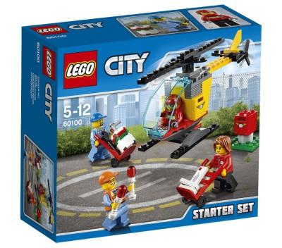 Lego City Flygplats - startset