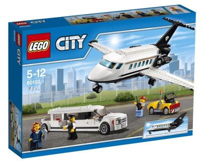 Lego City Flygplats - VIP-service