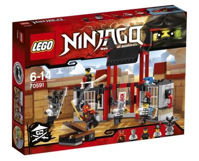 Lego Ninjago Kryptarium Prison Breakout
