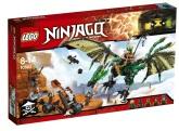 Lego Ninjago The Green NRG Dragon