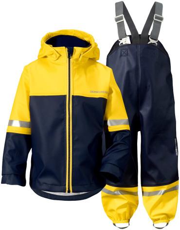 Waterman Barnset, Yellow