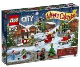 LEGO City Adventskalender 2016