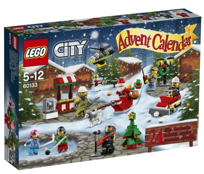 LEGO City Adventskalender 2016