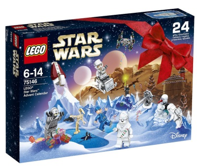 LEGO Star Wars Adventskalender 2016