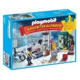 Playmobil Adventskalender Polisinsats
