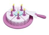 Kid's Concept Födelsedagstårta, Rosa