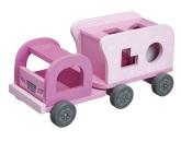 Kid's Concept Klosslastbil, Rosa