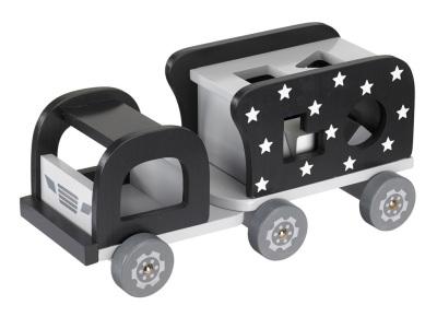Kid's Concept Klosslastbil, Svart