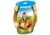 """Playmobiil Ponnyhäst att pynta """"Blomma"""""""