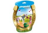 """Playmobiil Ponnyhäst att pynta """"Hjärta"""""""