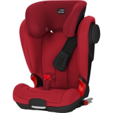 Britax Kidfix II XP SICT Black Series, Flame Red