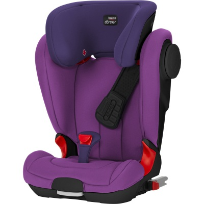 Britax Kidfix II XP SICT Black Series, Mineral Purple