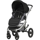 Britax Affinity 2, Chassi Silver + Colour Pack