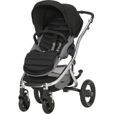 Britax Affinity 2, Chassi Chrome + Colour Pack