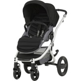 Britax Affinity 2, Chassi White + Colour Pack