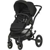 Britax Affinity 2, Chassi Black + Colour Pack
