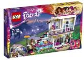 Lego Friends Livis popstjärnehus