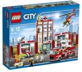 Lego City Brandstation