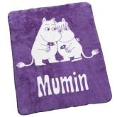 Acrylfilt Mumin, Lila