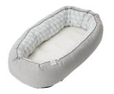 BabyDan Cuddle Nest Ergo, Harmony, Baby Grey