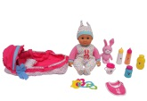 Happy Friend Dockan Molly Deluxe Set