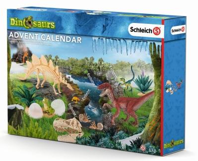 Schleich Dinosaurier Adventskalender
