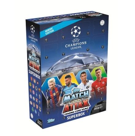 UEFA Champions League Adventskalender 2016/2017