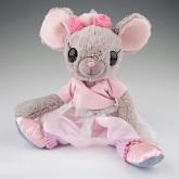 House of Mouse Mjukddjur 55cm, Ballerina
