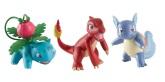Tomy Pokémon 3-pack Charmeleon, Wartortle & Ivysaur, Action Figurer