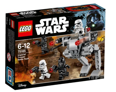 LEGO Star Wars Imperial Trooper Battle Pack