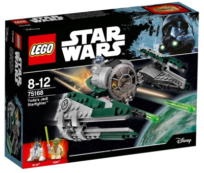 LEGO Star Wars Yodas Jedi Starfighter