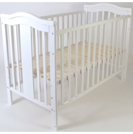 2Me Säng De Luxe 120x60cm, Vit