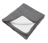 Vinter & Bloom Filt Teddy, Charcoal