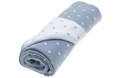 Vinter & Bloom Filt Classic Dots, Placid Blue
