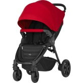 Britax B-AGILE 4 Plus, Flame Red