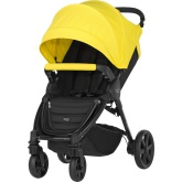 Britax B-AGILE 4 Plus, Sunshine Yellow