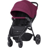 Britax B-AGILE 4 Plus, Wine Red
